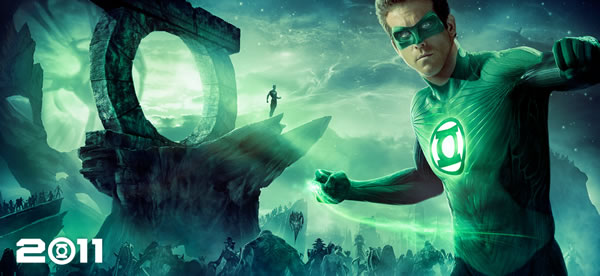 Green Lantern Movie 2011